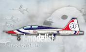 05809 Я-моделист клей жидкий плюс подарок Trumpeter 1/48 US T-38A Talon - Thunderbird