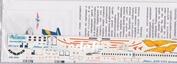 319-004 Ascensio 1/144 Декаль на самолет arbu A319 (Донва)