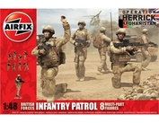 3701 Airfix 1/48 British Forces Infantry Patrol