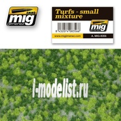AMIG8356 Ammo Mig TURFS - SMALL MIXTURE (газон)