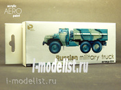 3514 Pacific88 a Set of AERO Russian military truck