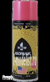 30 Abordage Краска-спрей Сиренево-красный 400 мл