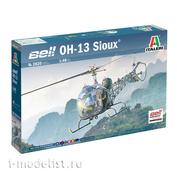 2820 Italeri 1/48 Вертолёт OH-13 Sioux