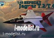 KH80105 Kitty Hawk 1/48 SEPECAT Jaguar T2/T4