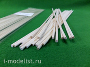 5139 Sbmodel  Round stick 3 mm, birch, length 300 mm., 20 pcs.