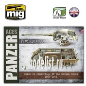 EURO0017 Ammo Mig PANZER ACES - PROFILES VOL. 2 (English) /