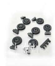 35335 combat 1/35 Set of wheels on Opel Blitz