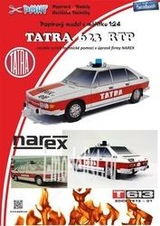 PMHTz-12 PMHT 1/24 Tatra 623 RTP