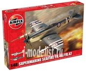 6103 Airfix 1/48 Supermarine Seafire Fr46/fr47