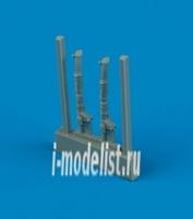 QB32 040 QuickBoost 1/32 Набор дополнений He 162 Control Sticks
