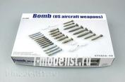 03307 Я-Моделист Клей жидкий плюс подарок Trumpeter 1/32 Smart missiles