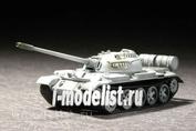 07282 Trumpeter 1/72 Советский средний танк Т-55 модификации 1958 г. (Russian T-55 Medium Tank M1958)