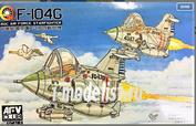AFQS04 AFVClub F-104G Starfighter (2 модели в коробке)