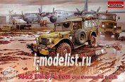 809 Roden 1/35 M42 US 3/4 ton 4x4 Command Truck