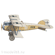 84152 Eduard 1/48 Биплан Albatros D. III Oeffag 253