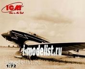 72233 ICM 1/72 He 70G-1