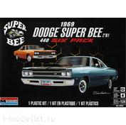 14505 Revell 1/25 Car 1969 Dodge Super Bee