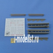 NS48014 North Star 1/48 Kh-23 M (AS-7 Kerry) Soviet missile + APU 68 laucher