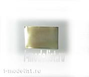 S004 ACE Фототравление Сетка косая плетёная (ячейка 1,0х0.5)