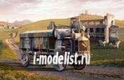 736 Roden 1/72 FWD Model B 3-ton U.S. Army ammunition truck