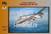 FLY72007 Fly 1/72 Armstrong Whitworth Whitley GR Mk VII