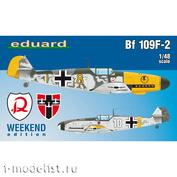 84147 Edward 1/48 Bf 109F-2
