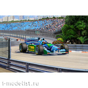 05689 Revell 1/24 Racing car Set Benetton Ford B194