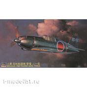 09145 Hasegawa 1/48 Самолёт Mitsubishi J2M3 Raiden (Jack) Type21