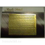 MD3511 Metallic Details 1/35 Фототравление Кленовые листья