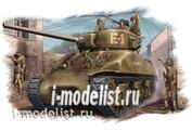 84801 HobbyBoss 1/48 U. S M4A1 76 (W) Medium Tank