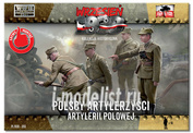 FTF055 First to Fight 1/72 Polish Artillery Crews