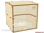 Mini-0010-32 WinModels Mini Модуль-витрина с полочкой