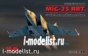48901 ICM 1/48 МuГ-25 РБТ, Советский самолет-разведчик