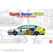 PN24020 NuNu 1/24 Toyota Corona ST191 '94 JTCC Suzuka Winner