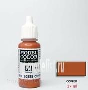 7099 acrylic Paint `Model Color Copper/Copper