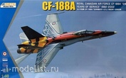 K48079 Kinetic 1/48 CF-188A 20 Years of Service RCAF