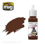 AMMOF508 Ammo Mig Акриловая краска BROWN BASE FS-30108