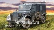 72260 Ace 1/72 Kfz.17 - uniform chassis medium radio vehicle