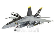 04864 Revell 1/72 Самолет F/A-18F SUPER HORNET twin seater