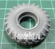 35207 Hobby-Planet 1/35 Запасное колесо КИ-80 на БТР-70, БТР-80 (2 штуки)