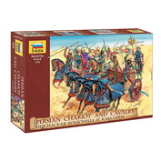 Zvezda 8008 1/72 Persian chariot and cavalry IV - I centuries BC
