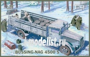35012 IBG models 1/35 Bussing-Nag 4500 S