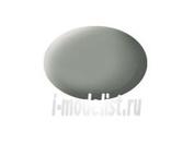 36175 Revell Aqua - dark grey matte paint