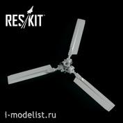 RSU48-0126 RESKIT 1/48 Хвостовой винт для Mu-24 (Звезда)