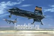 72532 MPM 1/72 Самолет X-15A-2