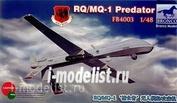 FB4003 Bronco 1/48 RQ/MQ-predator Drone