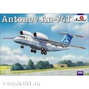 1434 Amodel 1/144 Самолет Антонов Ан-74Т