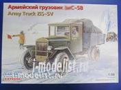 35151 Восточный экспресс 1/35 Армейский грузовик З&С-5В
