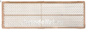 DM35501 DANmodel 1/35 Набор колючей проволоки 1660 мм. Часть 1