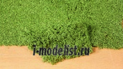 1677 Heki Материалы для диорам Травяное покрытие темно-зеленое 28x14 см